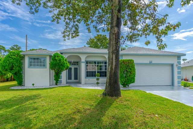 4581 Woodcove Drive, Port Orange, FL 32127 (MLS #1075736) :: Memory Hopkins Real Estate