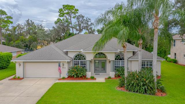 794 Foxhound Drive, Port Orange, FL 32128 (MLS #1075739) :: Cook Group Luxury Real Estate