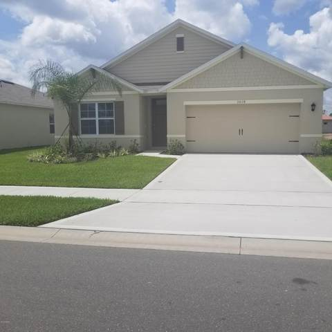 516 Stowers Drive, New Smyrna Beach, FL 32168 (MLS #1075760) :: Memory Hopkins Real Estate