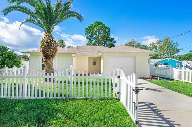 423 Baywood Circle, Port Orange, FL 32127 (MLS #1075770) :: Florida Life Real Estate Group