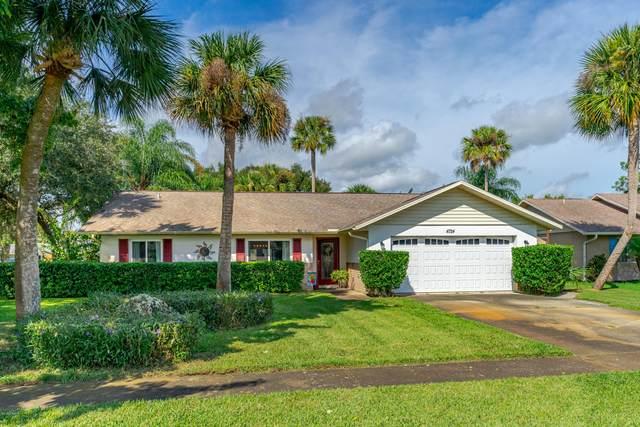 4724 Hidden Lake Drive, Port Orange, FL 32129 (MLS #1075776) :: Memory Hopkins Real Estate