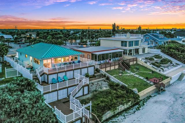 4209 S Atlantic Avenue, Port Orange, FL 32127 (MLS #1075807) :: Cook Group Luxury Real Estate