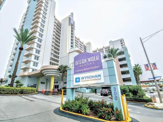 300 N Atlantic Avenue #1702, Daytona Beach, FL 32118 (MLS #1075810) :: Cook Group Luxury Real Estate