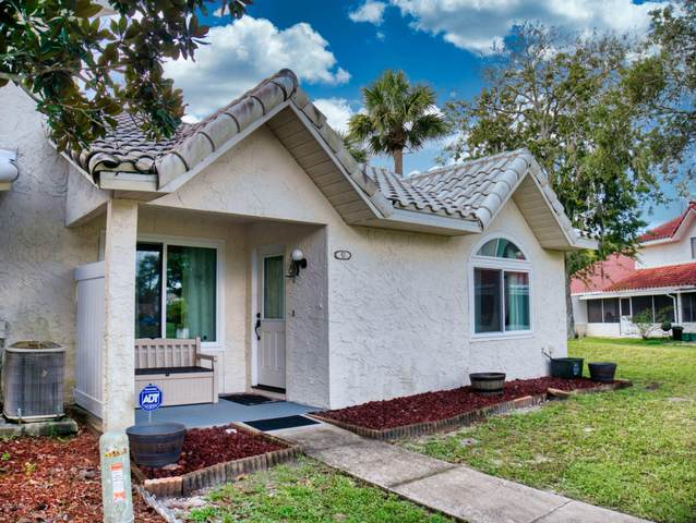 3546 Forest Branch Drive D, Port Orange, FL 32129 (MLS #1075815) :: Memory Hopkins Real Estate