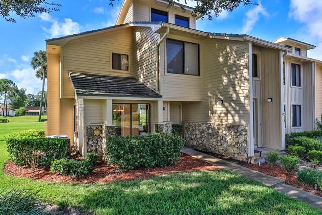 124 Golden Eye Drive A, Daytona Beach, FL 32119 (MLS #1075823) :: Cook Group Luxury Real Estate