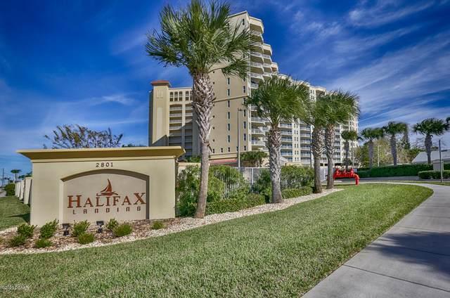 2801 S Ridgewood Avenue #406, South Daytona, FL 32119 (MLS #1075831) :: Cook Group Luxury Real Estate