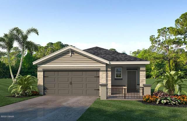 3112 Borassus Drive, New Smyrna Beach, FL 32168 (MLS #1075833) :: Cook Group Luxury Real Estate