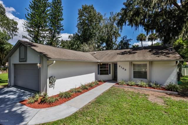 2103 Pine Tree Drive, Edgewater, FL 32141 (MLS #1075842) :: Florida Life Real Estate Group