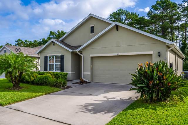 513 White Coral Lane, New Smyrna Beach, FL 32168 (MLS #1075896) :: Florida Life Real Estate Group