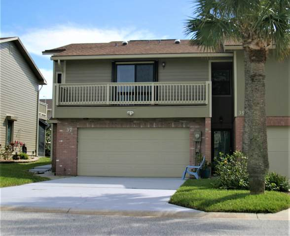 37 Sea Haven Drive, Ponce Inlet, FL 32127 (MLS #1075920) :: Memory Hopkins Real Estate