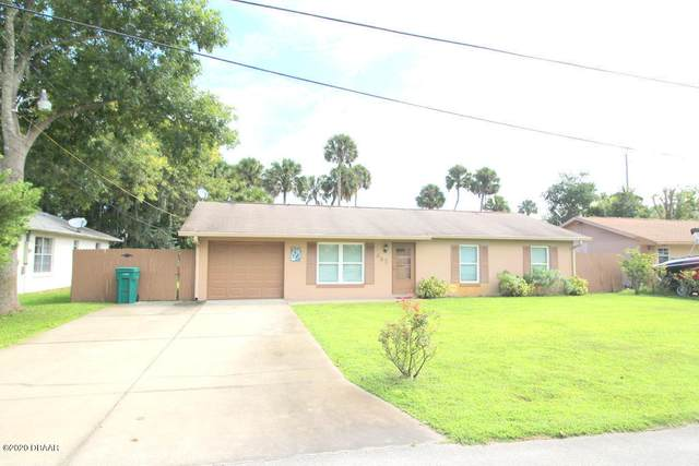 603 Gladiola Avenue, Holly Hill, FL 32117 (MLS #1075923) :: Cook Group Luxury Real Estate