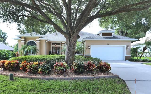 11 Carrington Lane, Ormond Beach, FL 32174 (MLS #1075924) :: Cook Group Luxury Real Estate