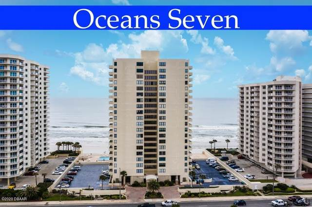 2947 S Atlantic Avenue #1406, Daytona Beach Shores, FL 32118 (MLS #1075947) :: Cook Group Luxury Real Estate