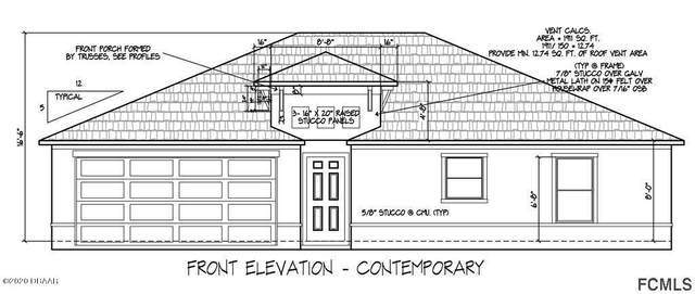 21 Rocket Lane, Palm Coast, FL 32164 (MLS #1075957) :: Cook Group Luxury Real Estate