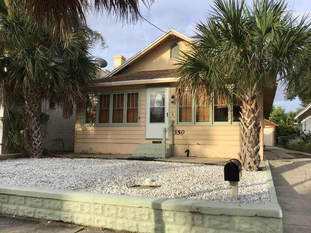 150 S Hollywood Avenue, Daytona Beach, FL 32118 (MLS #1075962) :: Florida Life Real Estate Group
