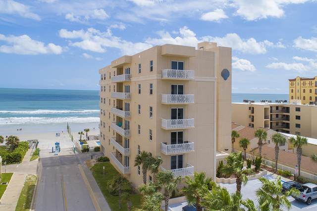 3801 S Atlantic Avenue #401, Daytona Beach Shores, FL 32118 (MLS #1075967) :: Cook Group Luxury Real Estate