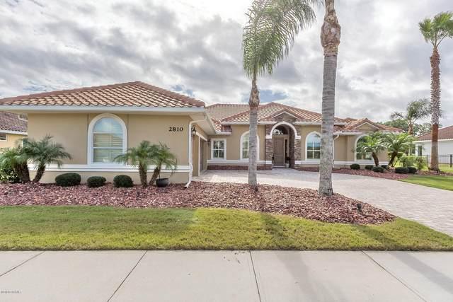 2810 Casanova Court, New Smyrna Beach, FL 32168 (MLS #1075970) :: Cook Group Luxury Real Estate