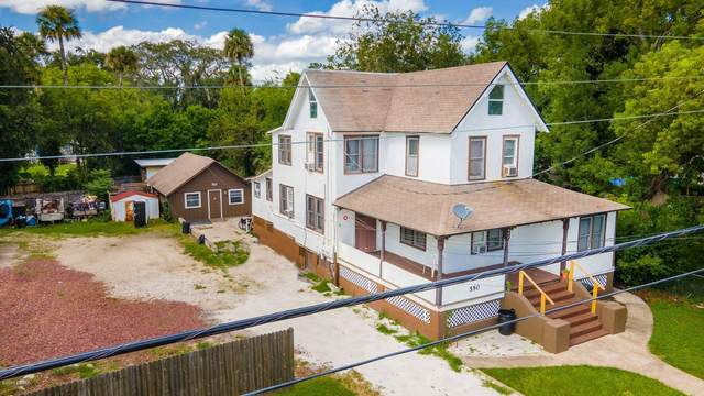 550 Magnolia Avenue, Daytona Beach, FL 32114 (MLS #1075973) :: Cook Group Luxury Real Estate