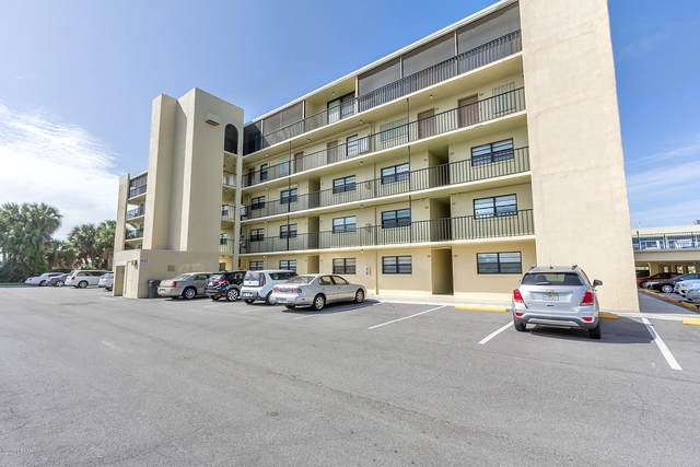 1433 N Atlantic Avenue #229, Daytona Beach, FL 32118 (MLS #1075975) :: Memory Hopkins Real Estate