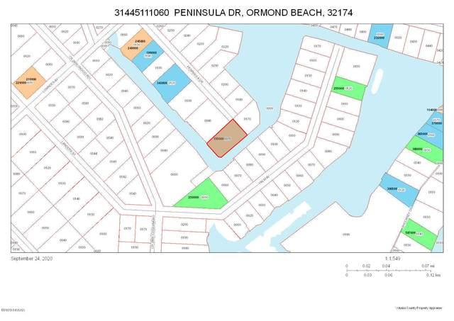 1060 Peninsula Drive, Ormond Beach, FL 32174 (MLS #1075980) :: Florida Life Real Estate Group