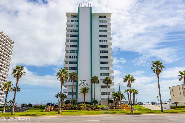 2800 N Atlantic Avenue #211, Daytona Beach, FL 32118 (MLS #1075981) :: Memory Hopkins Real Estate