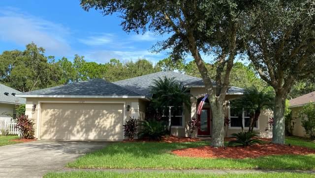 1727 Arash Circle, Port Orange, FL 32128 (MLS #1075985) :: Cook Group Luxury Real Estate