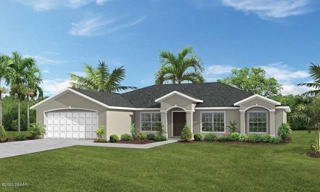 23 Sloganeer Trail, Palm Coast, FL 32164 (MLS #1076008) :: Cook Group Luxury Real Estate