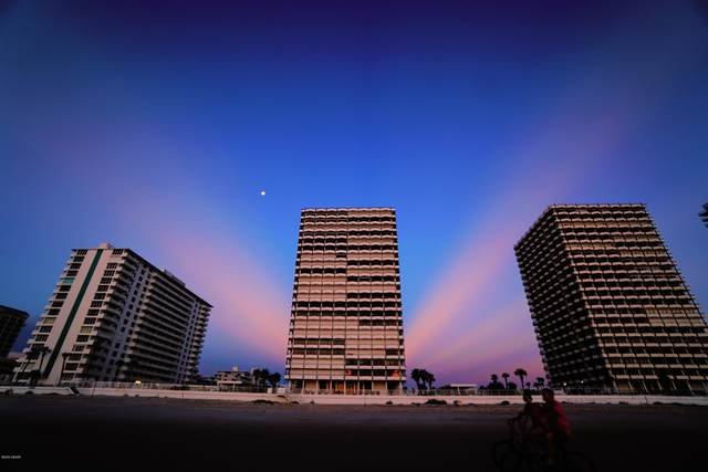 2828 N Atlantic Avenue #1904, Daytona Beach, FL 32118 (MLS #1076022) :: Memory Hopkins Real Estate