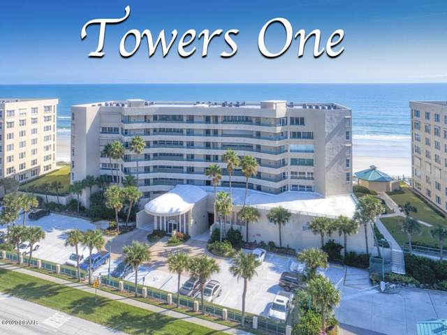 4545 S Atlantic Avenue #3502, Ponce Inlet, FL 32127 (MLS #1076048) :: Cook Group Luxury Real Estate