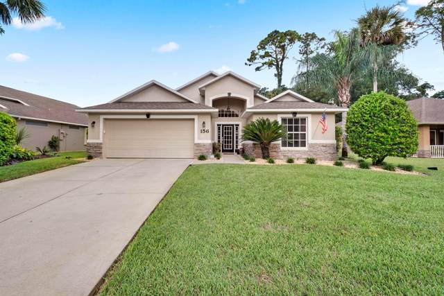 156 Lakebluff Drive, Ormond Beach, FL 32174 (MLS #1076051) :: Cook Group Luxury Real Estate