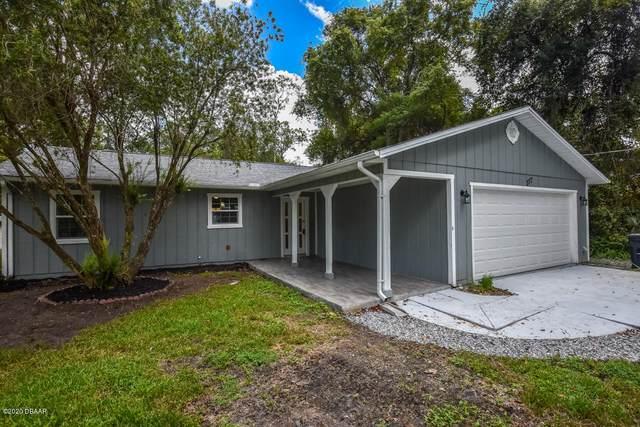 277 Bridle Path Lane, Ormond Beach, FL 32174 (MLS #1076059) :: Cook Group Luxury Real Estate