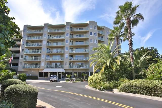 4 W Oceans West Boulevard 201A, Daytona Beach Shores, FL 32118 (MLS #1076070) :: Cook Group Luxury Real Estate