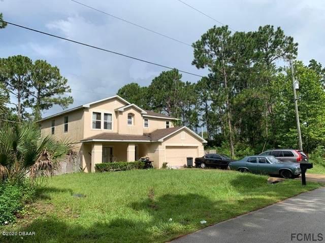 14 Secretary Trail, Palm Coast, FL 32164 (MLS #1076133) :: Memory Hopkins Real Estate