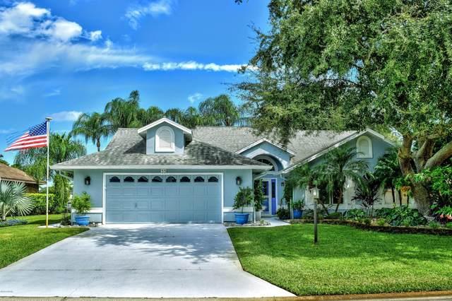 33 Kingsley Circle, Ormond Beach, FL 32174 (MLS #1076146) :: Florida Life Real Estate Group