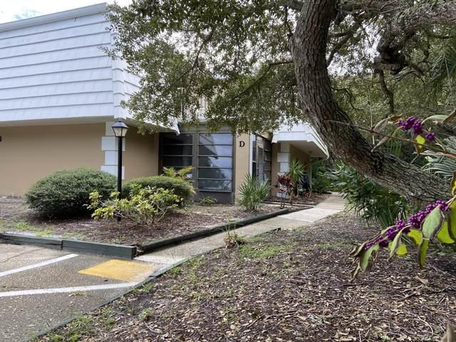 4150 S Atlantic Avenue 118D, New Smyrna Beach, FL 32169 (MLS #1076149) :: Cook Group Luxury Real Estate