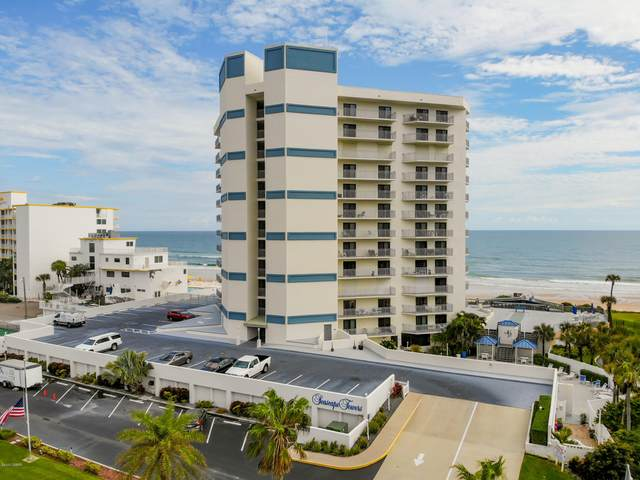 5207 S Atlantic Avenue #223, New Smyrna Beach, FL 32169 (MLS #1076161) :: Florida Life Real Estate Group