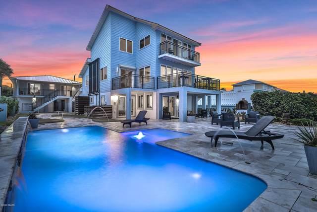 4111 S Atlantic Avenue, Port Orange, FL 32127 (MLS #1076178) :: Cook Group Luxury Real Estate