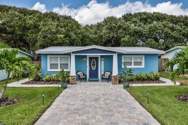 808 E 24th Avenue, New Smyrna Beach, FL 32169 (MLS #1076179) :: NextHome At The Beach