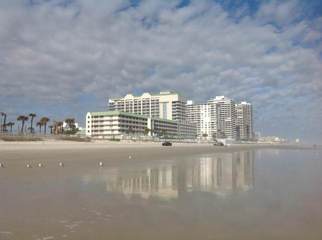 2700 N Atlantic Avenue #1208, Daytona Beach, FL 32118 (MLS #1076184) :: Memory Hopkins Real Estate