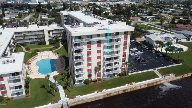 2711 N Halifax Avenue #596, Daytona Beach, FL 32118 (MLS #1076188) :: Memory Hopkins Real Estate