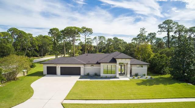 201 Pleasant Valley Drive, Daytona Beach, FL 32114 (MLS #1076205) :: Cook Group Luxury Real Estate