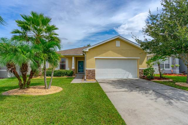 5351 Coquina Shores Lane, Port Orange, FL 32128 (MLS #1076232) :: Florida Life Real Estate Group
