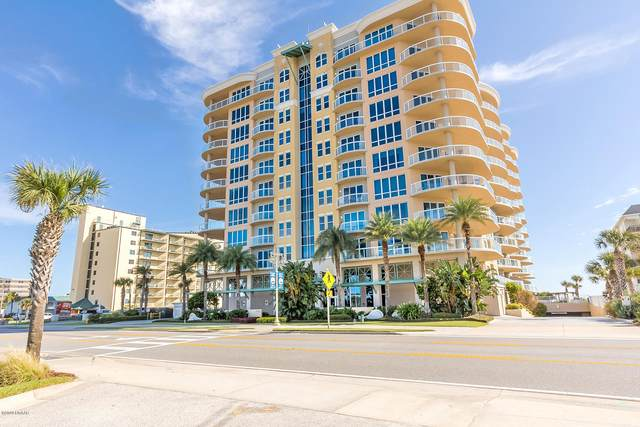 3703 S Atlantic Avenue #405, Daytona Beach Shores, FL 32118 (MLS #1076255) :: Florida Life Real Estate Group