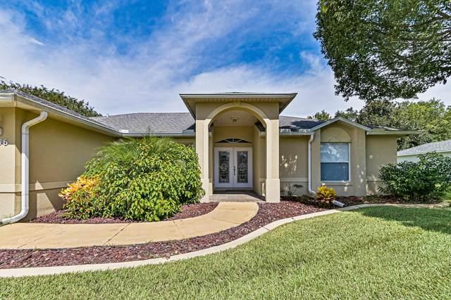 846 Stony Point Drive, Port Orange, FL 32128 (MLS #1076270) :: Cook Group Luxury Real Estate
