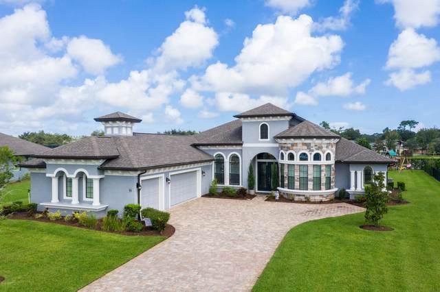33 Tomoka Ridge Way, Ormond Beach, FL 32174 (MLS #1076386) :: Cook Group Luxury Real Estate