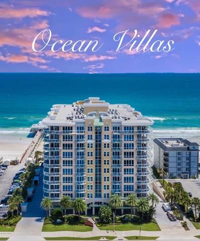 3703 S Atlantic Avenue #508, Daytona Beach Shores, FL 32118 (MLS #1076407) :: Florida Life Real Estate Group