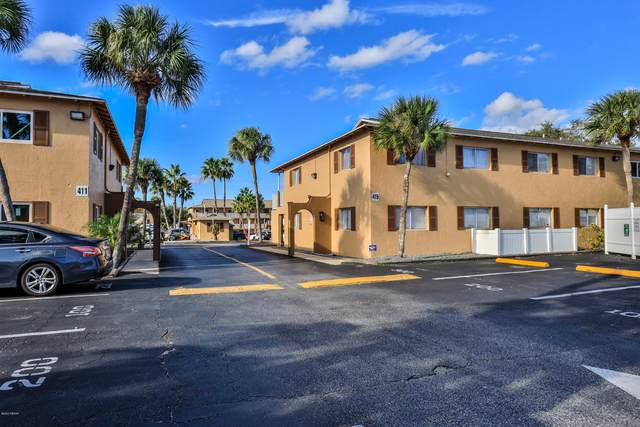411 N Halifax Avenue #112, Daytona Beach, FL 32118 (MLS #1076427) :: Cook Group Luxury Real Estate