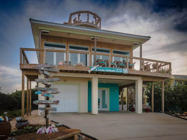 6618 S Atlantic Avenue, New Smyrna Beach, FL 32169 (MLS #1076437) :: Cook Group Luxury Real Estate