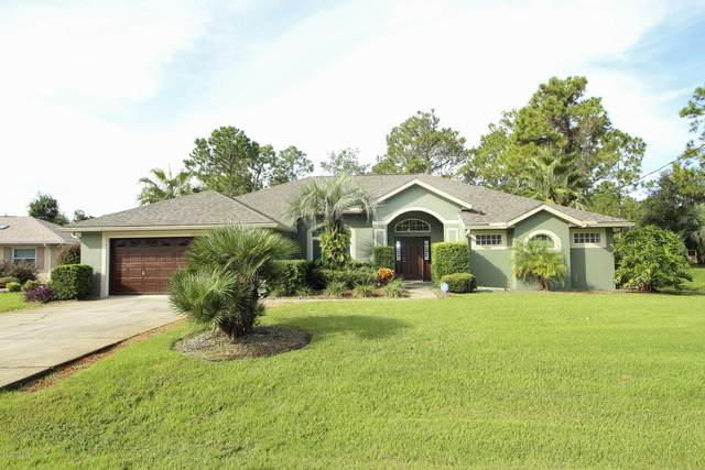 132 Whispering Pine Drive, Palm Coast, FL 32164 (MLS #1076477) :: Cook Group Luxury Real Estate