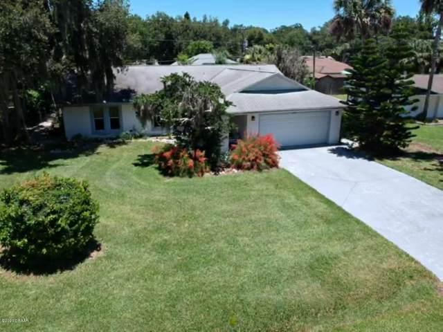 2809 Pine Tree Drive, Edgewater, FL 32141 (MLS #1076487) :: Cook Group Luxury Real Estate